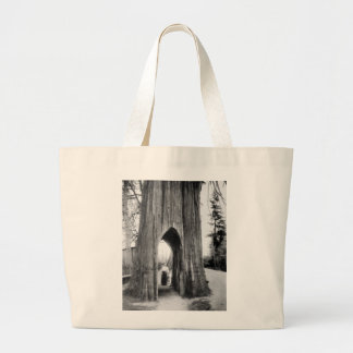 The Famous Bicycle Tree of Snohomish Canvas Bag