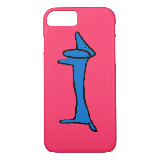 The Famous Blue Dachshund iPhone 7 Case