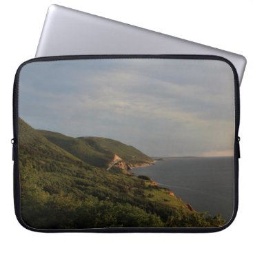 glabayphotography The Famous Cabot Trail Computer Sleeve