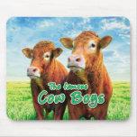 The famous Cow Boys Mousepad