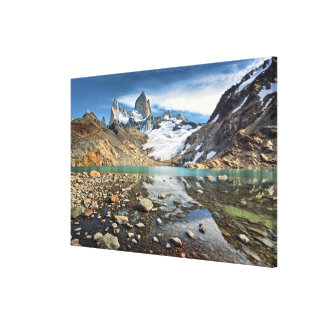The Famous Fitz Roy Canvas Print