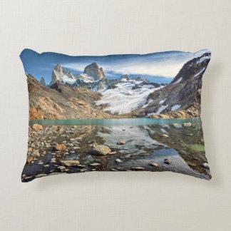 The Famous Fitz Roy Decorative Pillow