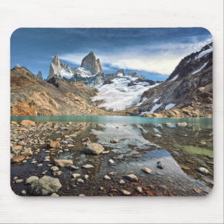 The Famous Fitz Roy Mouse Pad