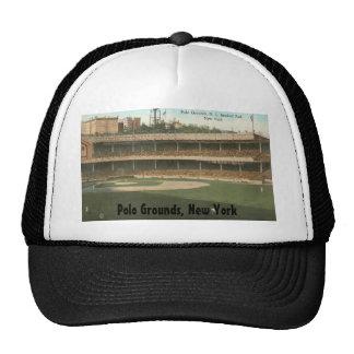 The Famous Polo Grounds Baseball Park, New York Trucker Hat
