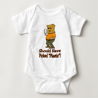 The Fan Baby Bodysuit