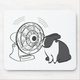 THE FAN MOUSE PAD