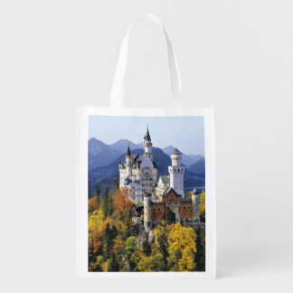 The fanciful Neuschwanstein is one of three Grocery Bag