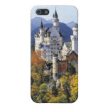 The fanciful Neuschwanstein is one of three iPhone 5 Case