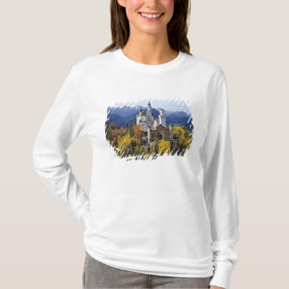 The fanciful Neuschwanstein is one of three T-Shirt