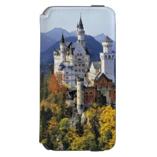 The fanciful Neuschwanstein is one of three Incipio Watson™ iPhone 6 Wallet Case