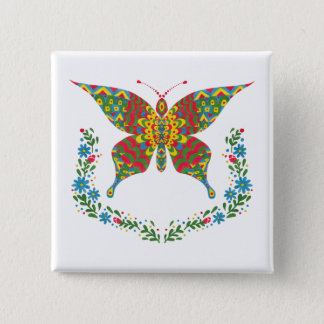 The Fancy Butterfly Button