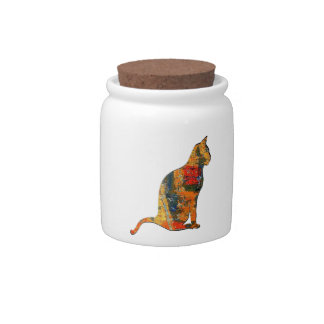 THE FANCY ONE CANDY JARS