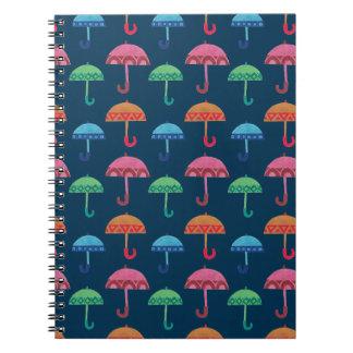The Fancy Umbrella Notebook