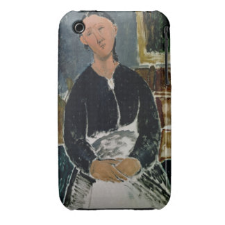 The Fantasist (oil on canvas) iPhone 3 Cases