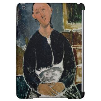 The Fantasist (oil on canvas) iPad Air Cases