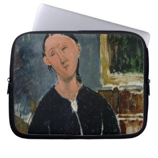 The Fantasist (oil on canvas) Laptop Sleeve