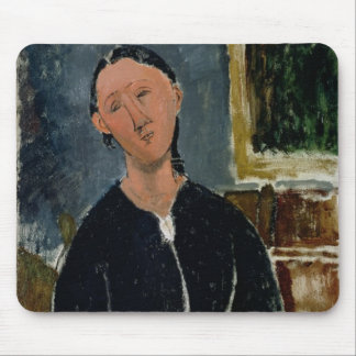 The Fantasist (oil on canvas) Mouse Pad