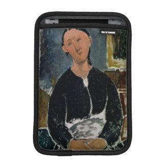 The Fantasist (oil on canvas) Sleeve For iPad Mini