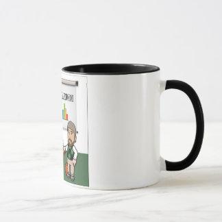 The Fantasy Boardroom Coffee Mug