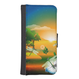 The fantasy world iPhone 5 wallets