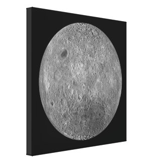 The Far Side Of The Moon Canvas Print