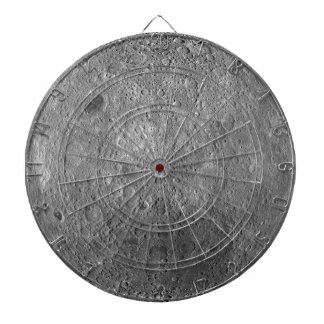 The Far Side Of The Moon Dart Board