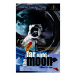 the far side of the moon poster