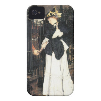 The farewell by James Tissot Case-Mate Blackberry Case