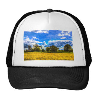 The Farm Art Trucker Hat