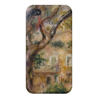 The Farm at Les Collettes, Cagnes - Auguste Renoir iPhone 4/4S Case