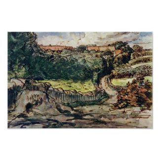 The Farm Cousin In Greville By Millet  (Best Quali Print