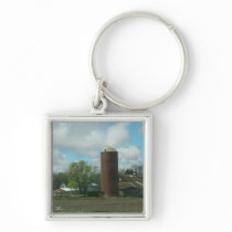 The Farm Keychain