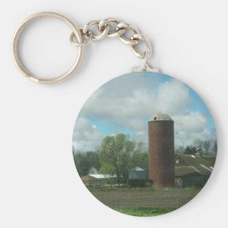 The Farm Stead Keychain