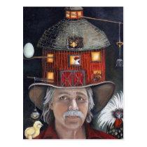 The Farmer Postcard