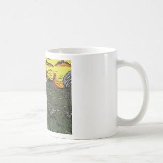 The Farmers Clock Coffee Mug