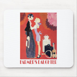 The Farmer's Daughter Mouse Pad