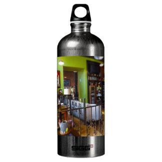 The Farmhouse Restaurant City Market Kansas City Aluminum Water Bottle