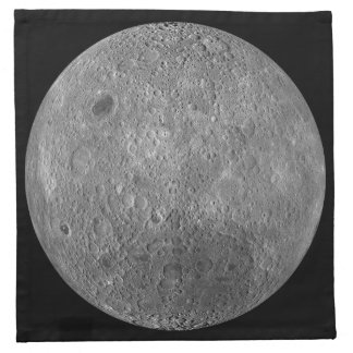 The Farside Of The Moon Napkin
