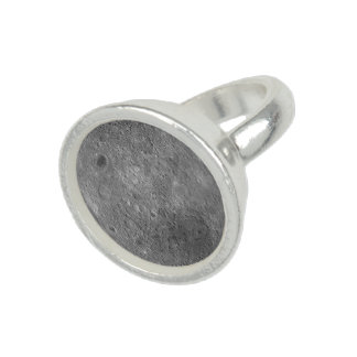 The Farside Of The Moon Photo Ring