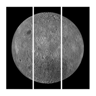 The Farside Of The Moon Triptych
