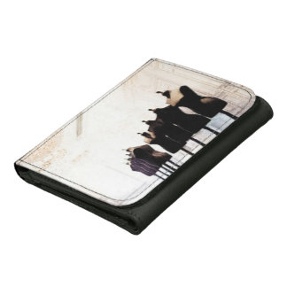The Fashion Salon Leather Wallet