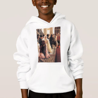 The fashionable woman by James Tissot Hoodie