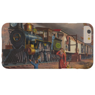 The Fast Mail Postal Service Train From 1875 Barely There iPhone 6 Plus Case