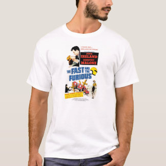 The Fast & The Furious (1955) T-Shirt