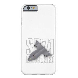 The fastest supersonic spy plane SR-71 Blackbird iPhone 6 Case