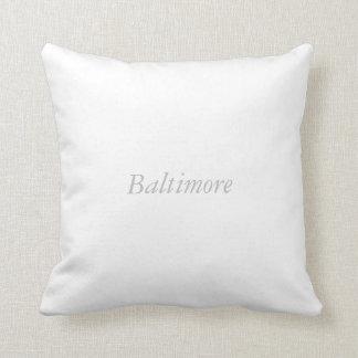 The Fastnet Lighthouse Cushion Throw Pillows