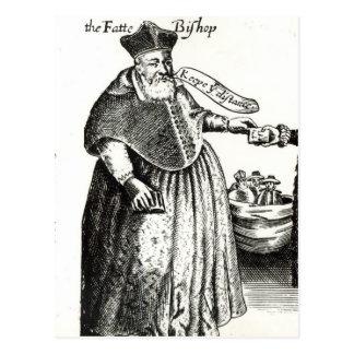 The Fat Bishop Postcard