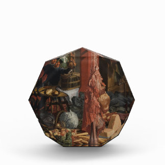 The Fat Kitchen. An Allegory by Pieter Aertsen Acrylic Award