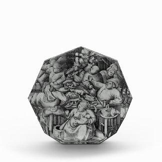 The Fat Kitchen by Pieter Bruegel the Elder Award
