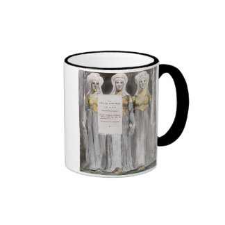 The Fatal Sisters, design 67 from 'The Poems of Th Mug